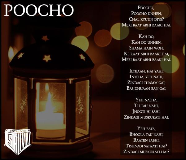 Poocho